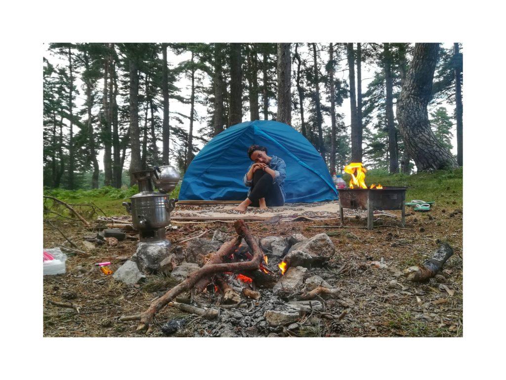 Kunduz Yaylası Kamp