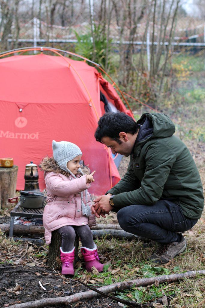 çocukla kamp önerileri