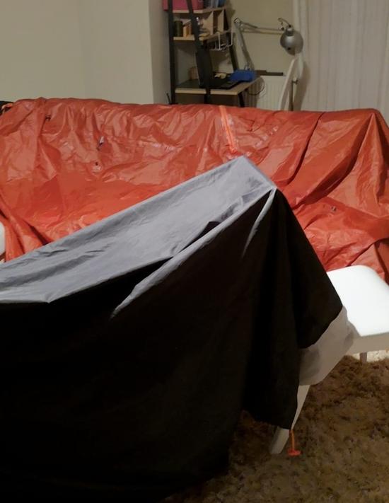 kamp çadırı nasıl temizlenir
