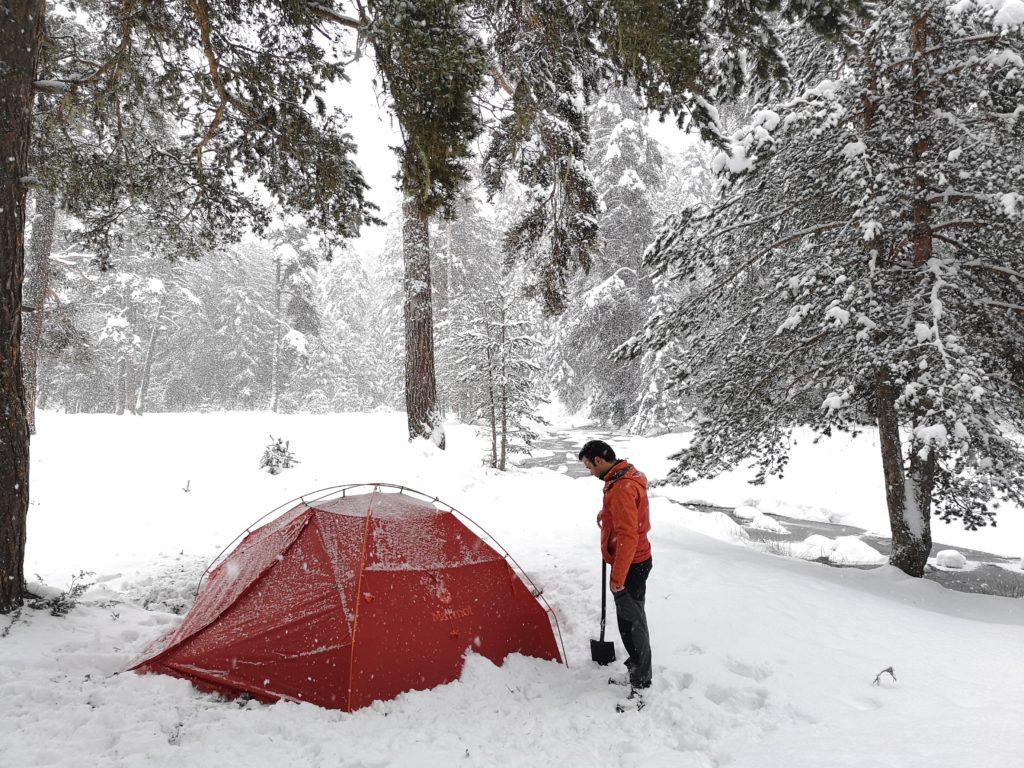 kış kampı yaparken dikkat edilmesi gerekenler