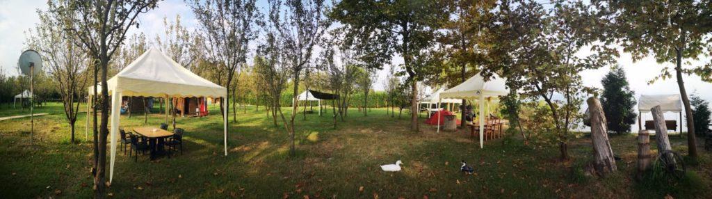 istanbula yakın kamp alanı