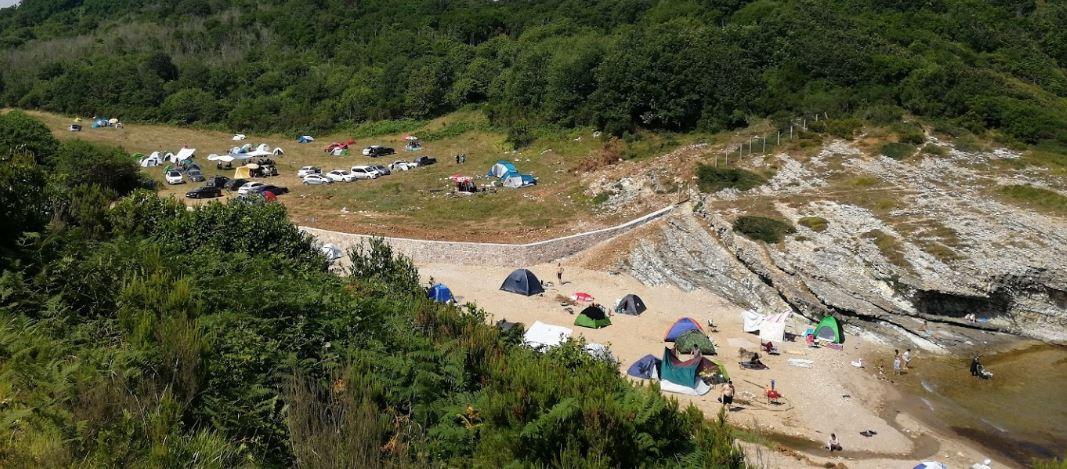 sardala koyunda kamp yapılacak yerler