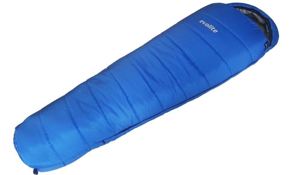 Evolite -18 Kış kampı uyku tulumu tavsiyesi