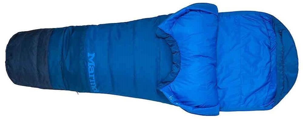 Marmot Trestles Tl 15 Kış kampı uyku tulumu tavsiyesi