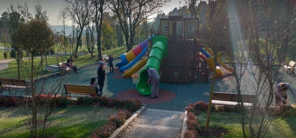 kemerburgaz kent ormanı çocuk oyun alanı