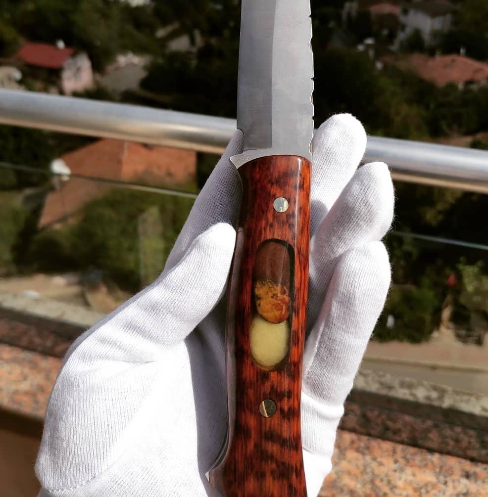 Yerli Bıçak Ustası Tavsiye