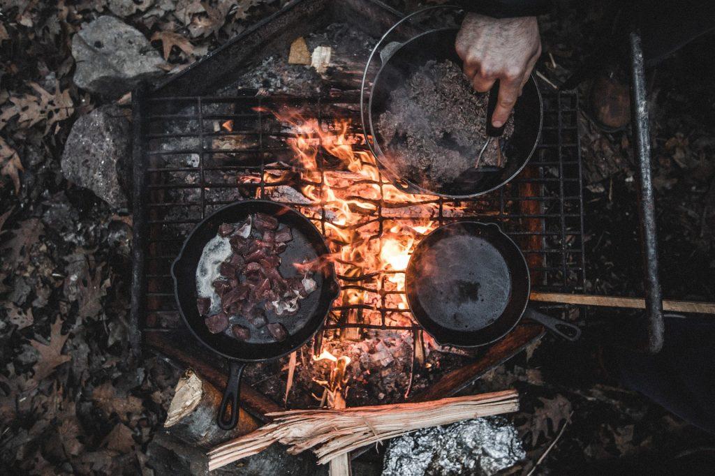 Kamp Mutfağı Ekipmanları