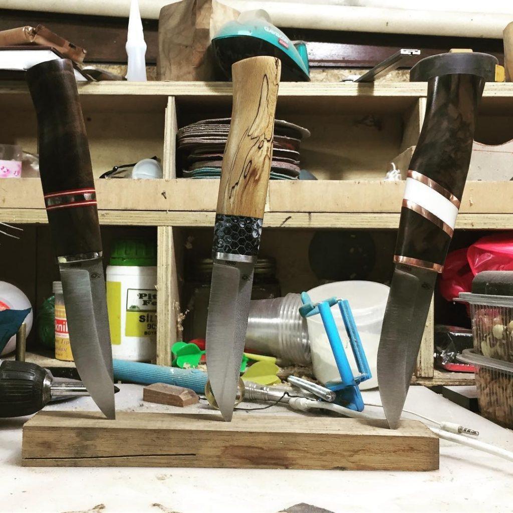 Yerli kamp bıçağı tavsiye